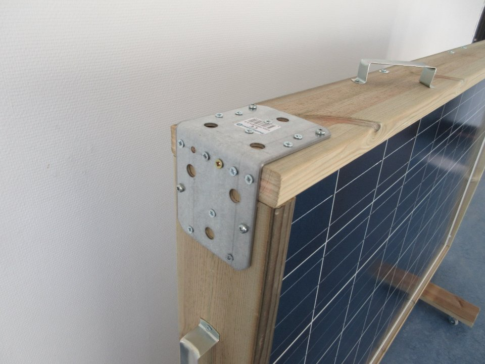 Solpanel Vincent 1 Popuppmodul, 1 st.