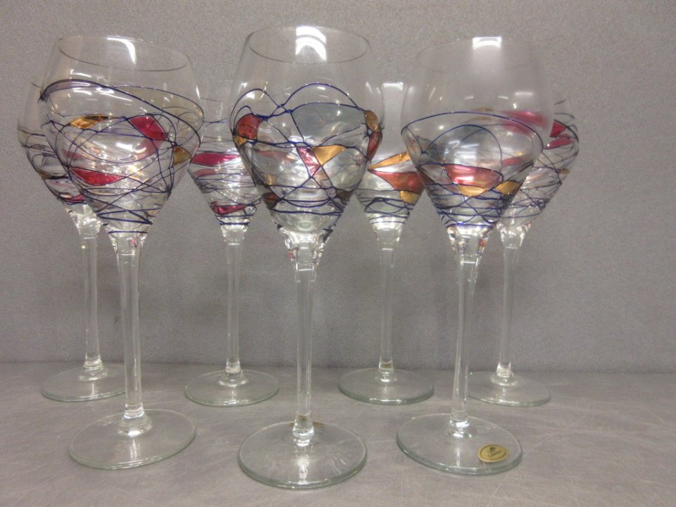 Glas MP Collection. 7 st