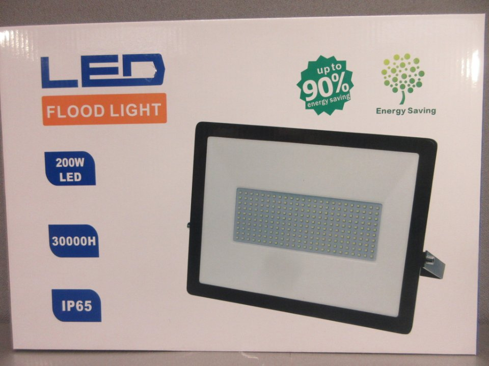 LED Flood Light 200W IP65