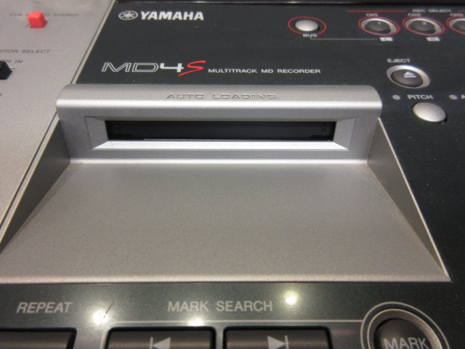 Mixerbord Yamaha MD4S Digital Multitrack Recording System