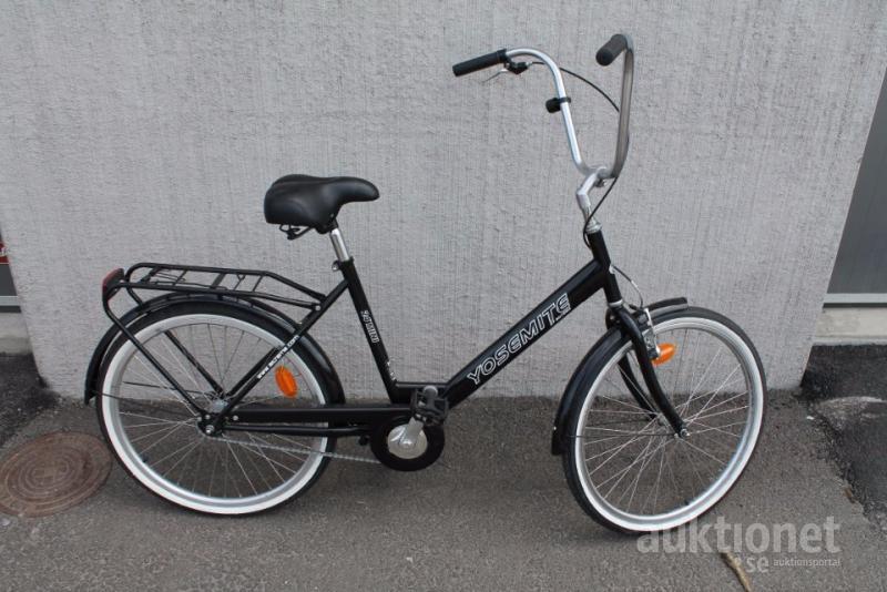 yosemite cykel