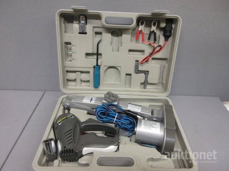 Kända Elektrisk domkraft med mutterdragare RY-57