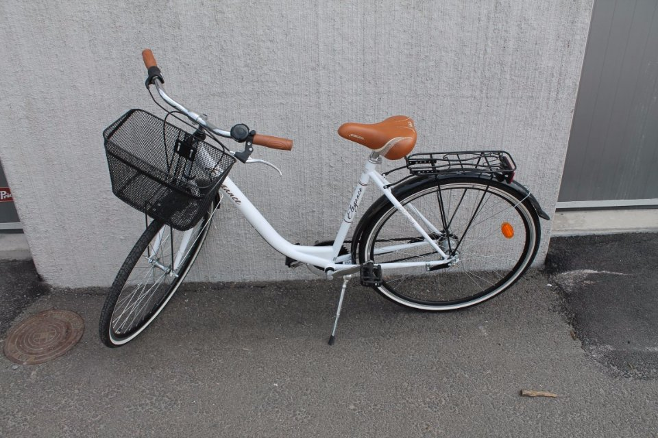 Nykomna Cykel Dam Kayoba Elegance | auktionet UL-24