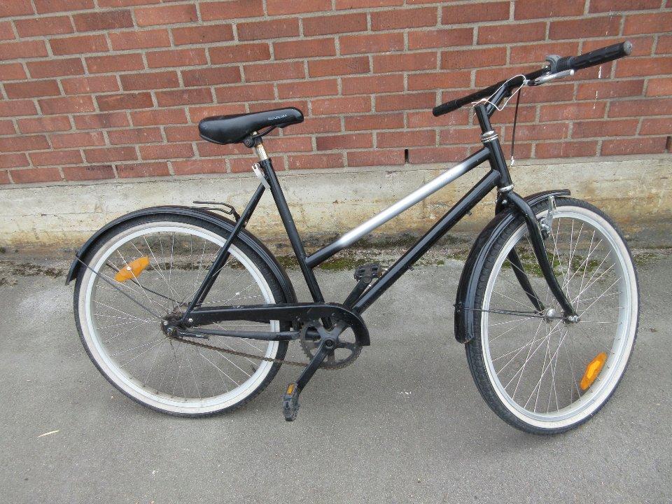 Cykel biltema dam